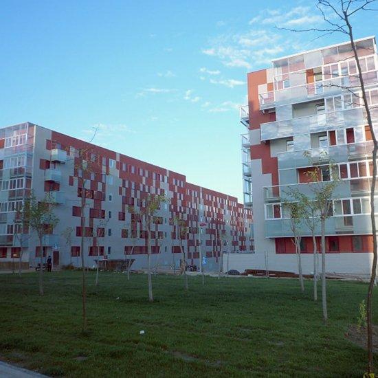 156 Viviendas en calle Un Americano en París Zaragoza 2