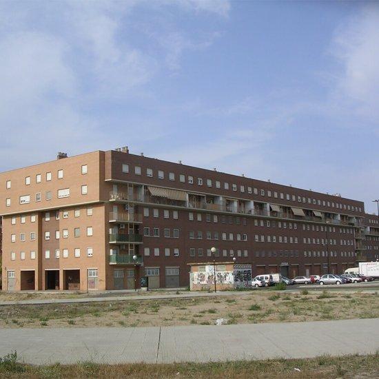 168 Viviendas en polígono Actur Zaragoza