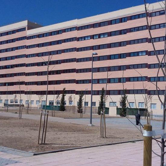 184 Viviendas en calle Puerta de Alcalá Zaragoza 2