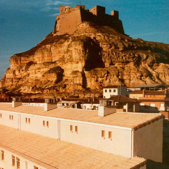 25 Viviendas unifamiliares en Monzón (Huesca)
