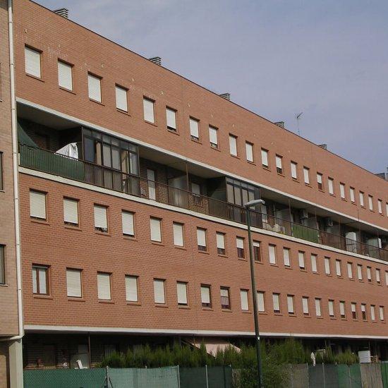 54 Viviendas en Santa Isabel Zaragoza