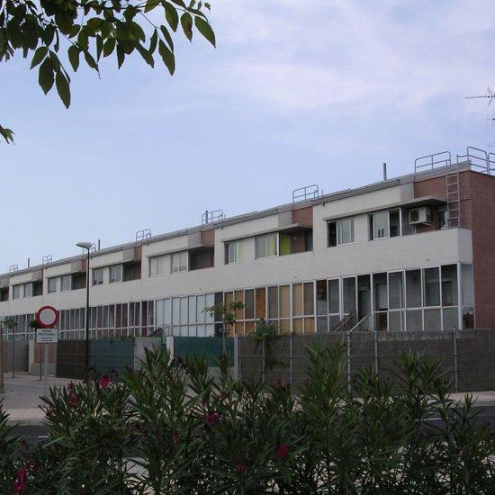 54 Viviendas unifamiliares en Parque Goya 2 Zaragoza