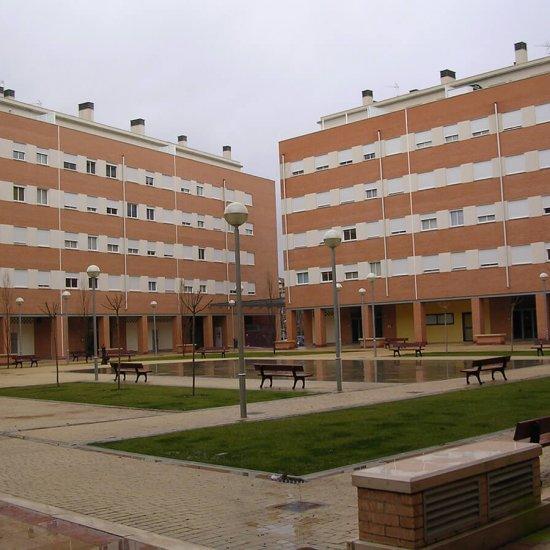 75 Viviendas en polígono Albajar Huesca