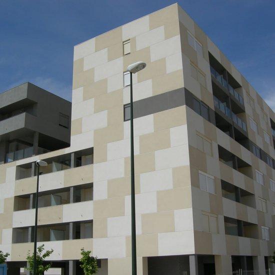96 Viviendas en Rosales del Canal Zaragoza 2