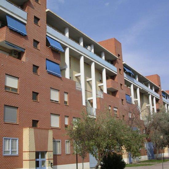 96 Viviendas en polígono Actur Zaragoza